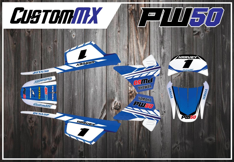pw50 – Custom MX – The Home Of Semi-Custom Graphics